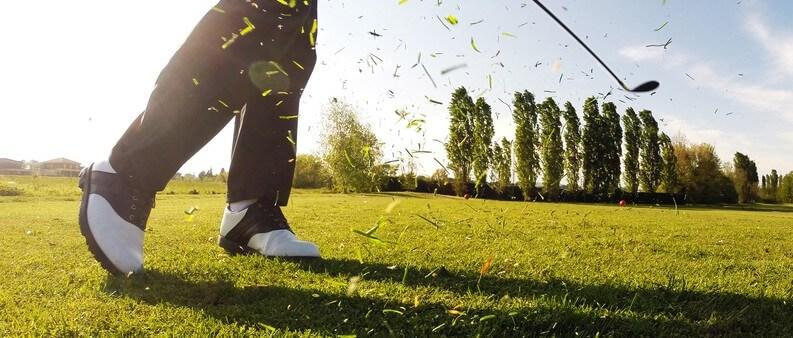 Golfen Collage