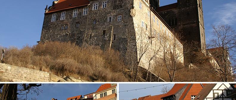 Quedlinburg Collage