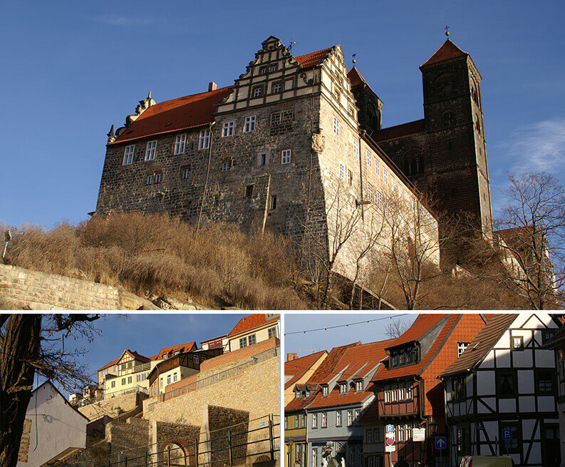 Quedlinburg Collage